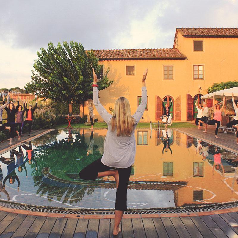 Il Borghino Villa & Yoga Retreat