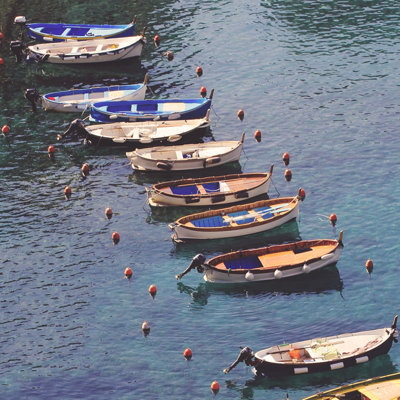 Lucca, Italy by the sea