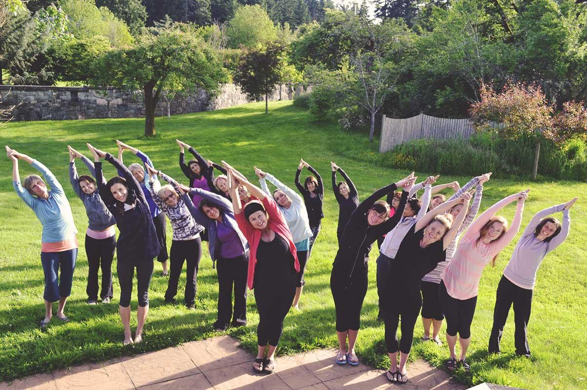 Santosha Yoga Retreat Group