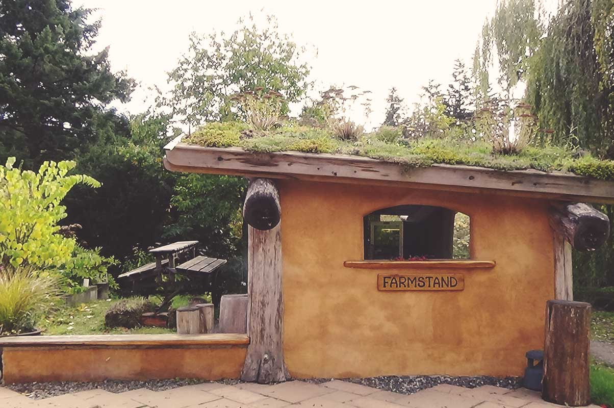Stowel Lake Organic Farm Stand