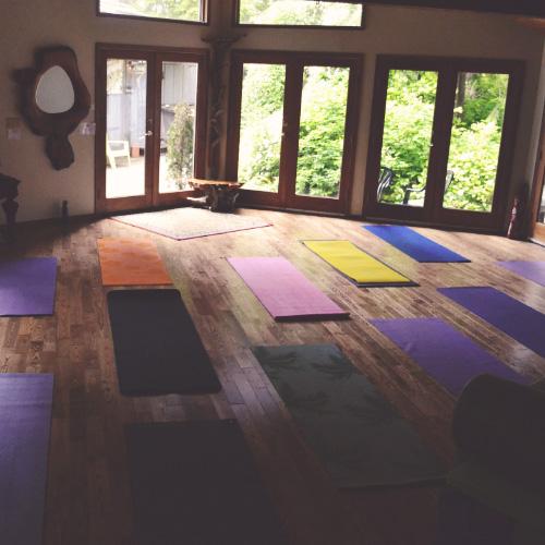 Solwood Tofino BC Yoga